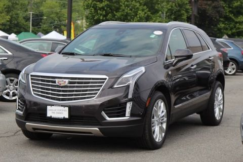Certified Pre-Owned 2019 Cadillac XT5 Platinum AWD 4D Sport Utility