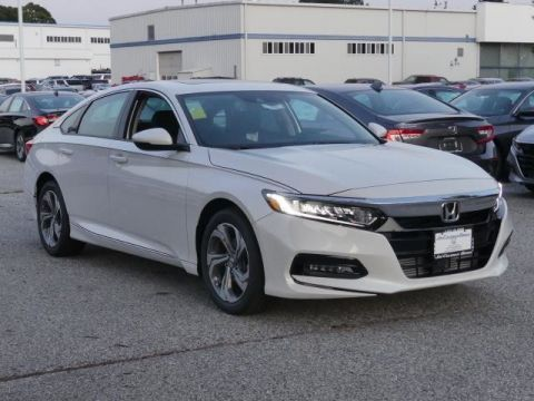 New 2019 Honda Accord Sedan EX-L 1.5T Front Wheel Drive Sedan