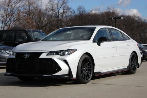 New 2020 Toyota Avalon TRD FWD 4D Sedan