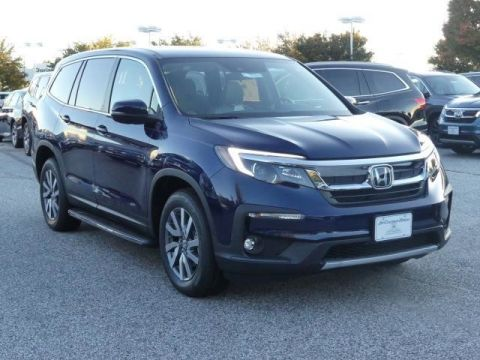 New 2020 Honda Pilot EX All Wheel Drive SUV