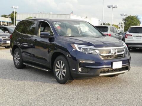 New 2020 Honda Pilot EX All Wheel Drive Sport Utility