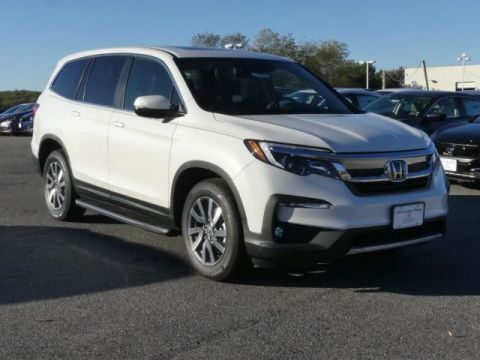 New 2020 Honda Pilot EX-L All Wheel Drive Sport Utility