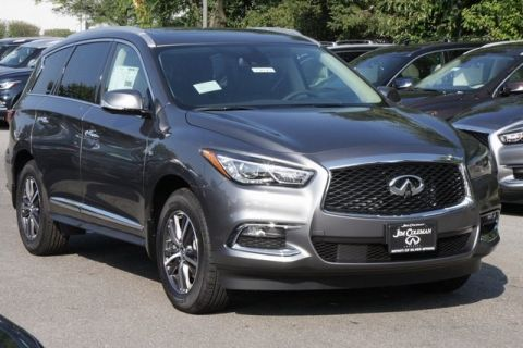 New 2019 INFINITI QX60 LUXE AWD 4D Sport Utility