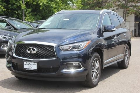 New 2020 INFINITI QX60 LUXE AWD 4D Sport Utility