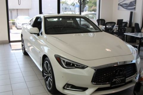 New 2019 INFINITI Q60 3.0t LUXE AWD 2D Coupe