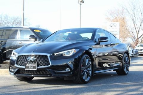 New 2020 INFINITI Q60 Red Sport 400 AWD 2D Coupe