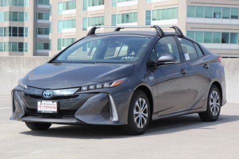 New 2020 Toyota Prius Prime XLE FWD 5D Hatchback