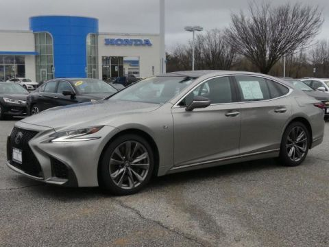 Pre-Owned 2018 Lexus LS LS 500 All Wheel Drive 4dr Car