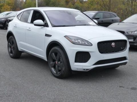 New 2020 Jaguar E-PACE Checkered Flag Edition All Wheel Drive Sport Utility