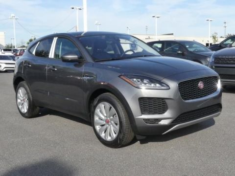 New 2020 Jaguar E-PACE SE All Wheel Drive Sport Utility