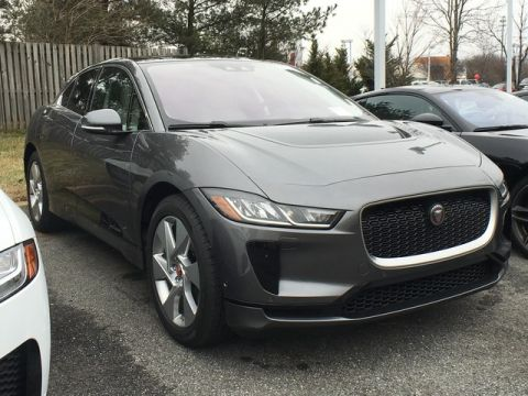 New 2019 Jaguar I-PACE S All Wheel Drive Sport Utility