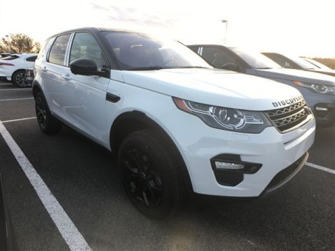 New 2019 Land Rover Discovery Sport HSE Four Wheel Drive SUV