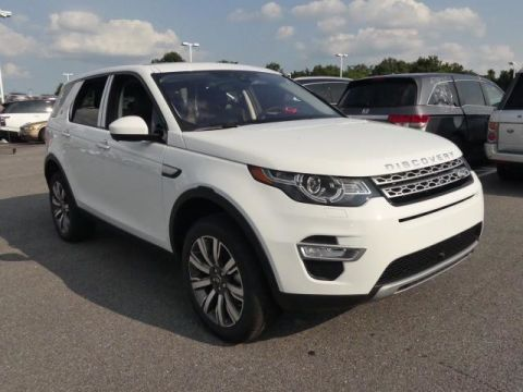 New 2019 Land Rover Discovery Sport HSE Luxury Four Wheel Drive Sport Utility