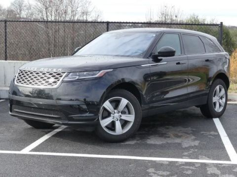 Certified Pre-Owned 2018 Land Rover Range Rover Velar S Four Wheel Drive Sport Utility