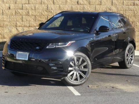 Certified Pre-Owned 2018 Land Rover Range Rover Velar R-Dynamic HSE Four Wheel Drive Sport Utility