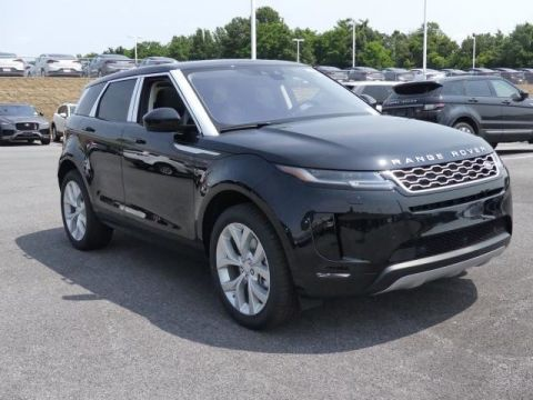 New 2020 Land Rover Range Rover Evoque SE All Wheel Drive SUV