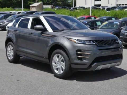 New 2020 Land Rover Range Rover Evoque R-Dynamic S All Wheel Drive Sport Utility